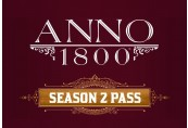 Anno 1800 - Season Pass 2 Uplay CD Key