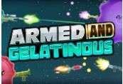 Armed and Gelatinous Steam CD Key