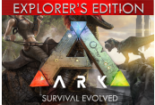ARK: Survival Evolved Explorer's Edition Clé Steam