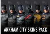 Batman: Arkham City - Arkham City Skins Pack DLC US PS3 CD Key