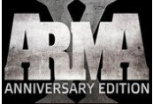 Arma X: Anniversary Edition EU Steam CD Key