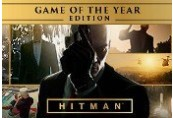 HITMAN Game of the Year Edition RoW Steam CD Key