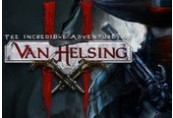 The Incredible Adventures of Van Helsing II RU VPN Required Steam CD Key