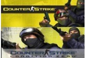 Counter-Strike + Condition Zero Steam Gift