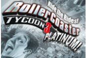 RollerCoaster Tycoon 3: Platinum Steam CD Key