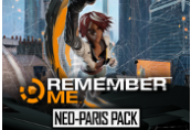 Remember Me Neo Paris Pack PS3