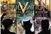 Sid Meier's Civilization V - Brave New World Expansion Steam CD Key