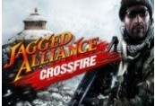 Jagged Alliance Crossfire PL Language Only Steam CD Key