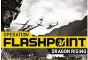 Operation Flashpoint: Dragon Rising Chave Steam