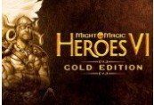 Might & Magic Heroes VI Gold Edition EU Uplay CD Key
