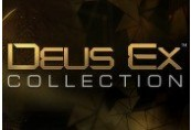 Deus Ex Collection Clé Steam