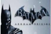 Batman: Arkham Origins + 3x DLC Steam CD Key