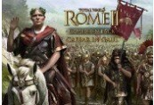 Total War: Rome II + Caesar in Gaul DLC Clé Steam