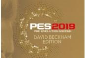 Pro Evolution Soccer 2019 David Beckham Edition EU Steam CD Key