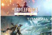 Battlefield 1 Revolution + Titanfall 2 Deluxe Origin CD Key