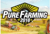 Pure Farming 2018 + Preorder Bonuses PL/HU Languages Only Steam CD Key