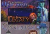 The Blackwell Trilogy Steam CD Key
