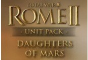 Total War: ROME II - Daughters of Mars DLC Steam CD Key
