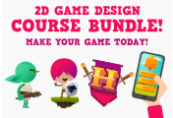 2D Game Art Design and Animation Course Bundle Key