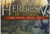 Heroes of Might and Magic V Bundle GOG CD Key