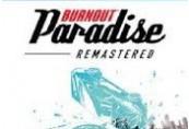 Burnout Paradise Remastered EU PS4 CD Key