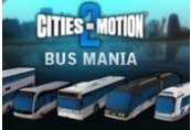 Cities in Motion 2: Bus Mania DLC Steam CD Key