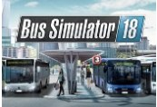 Bus Simulator 18 Steam CD Key