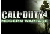 Call Of Duty 4: Modern Warfare Steam CD Key (Mac OS X)