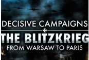Decisive Campaigns: The Blitzkrieg from Warsaw to Paris Steam CD Key