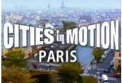 Cities in Motion - Paris DLC Steam CD Key