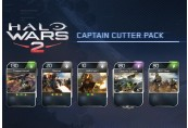 Halo Wars 2 - Captain Cutter Pack DLC Xbox One / Windows CD Key