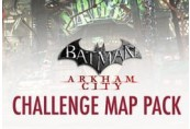 Batman: Arkham City - Challenge Map Pack DLC US PS3 CD Key