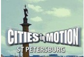 Cities in Motion - St. Petersburg DLC Steam CD Key