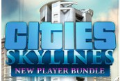 Cities: Skylines: New Player Bundle 2019 Steam CD Key
