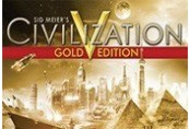 Sid Meier's Civilization V Gold Edition Steam Gift
