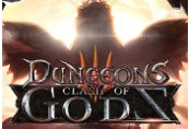 Dungeons 3 - Clash of Gods DLC CN VPN Activated Steam CD Key
