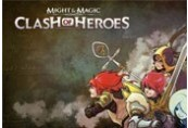 Might & Magic Clash of Heroes EU Steam CD Key