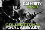 Call of Duty: Modern Warfare 3 - Collection 4: Final Assault DLC Steam CD Key (MAC OS X)