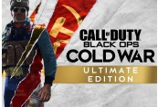 Call of Duty: Black Ops Cold War Ultimate Edition US XBOX One CD Key