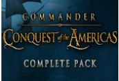 Commander: Conquest of the Americas Complete Pack Steam CD Key