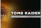 Shadow of the Tomb Raider - Croft Edition Extras DLC Steam CD Key