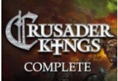 Crusader Kings Complete Steam CD Key