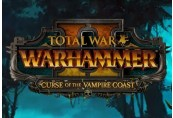 Total War: WARHAMMER II - Curse of the Vampire Coast DLC RU VPN Required Steam CD Key