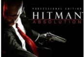 Hitman Absolution Professional Edition EU Steam CD Key