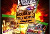 Accidents will Happen - Dangerous Driving Crash Mode Bundle EU XBOX One CD Key