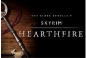 The Elder Scrolls V: Skyrim Hearthfire DLC Steam CD Key