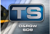 Train Simulator 2017 - D&RGW SD9 Loco Add-On DLC Steam CD Key
