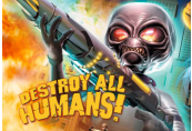 Destroy All Humans! VORBESTELLUNG EU Steam CD Key