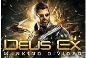 Deus Ex: Mankind Divided Day One Edition EU Steam CD Key