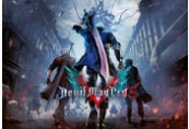Devil May Cry 5 - Deluxe Upgrade EU PS4 CD Key